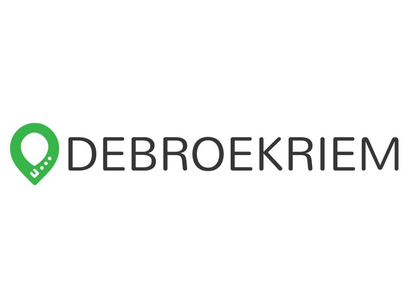 Logo DeBroekriem