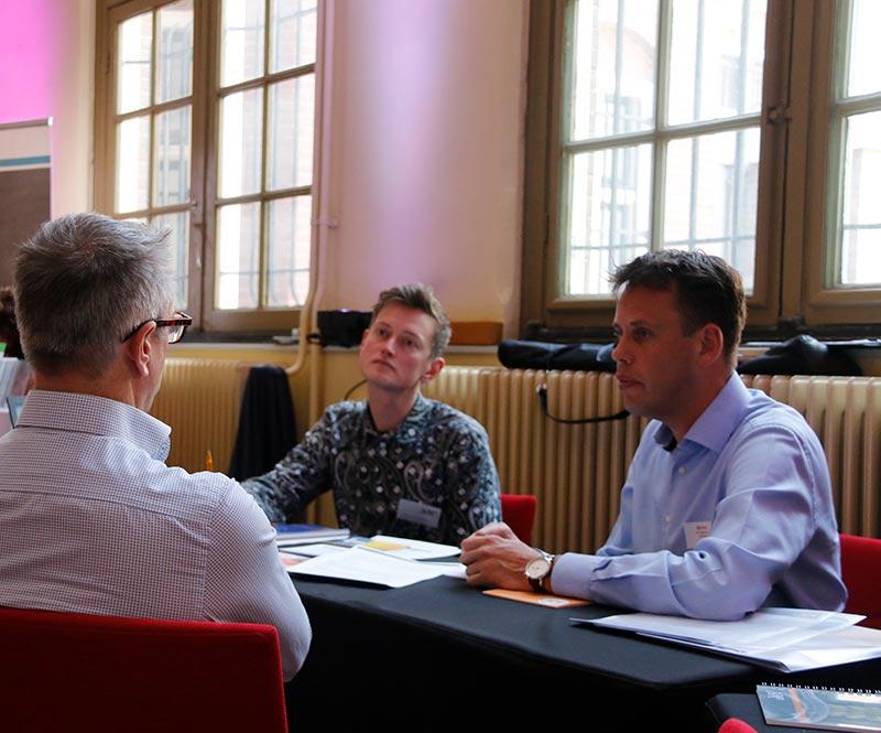 Netwerkcafe Utrecht - Sla Munt uit je talent